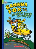 Banana Fox and the Secret Sour Society: A Graphix Chapters Book (Banana Fox #1), 1