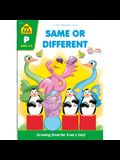 Same or Different Deluxe Edition Workbook