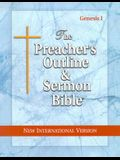 Preacher's Outline & Sermon Bible-NIV-Genesis I: Chapters 1-11