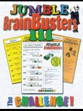 Jumble® BrainBusters III: The Challenge! (Jumbles®)