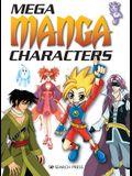 Mega Manga Characters