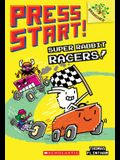 Super Rabbit Racers!: Branches Book (Press Start! #3), Volume 3