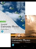 Essential University Physics Plus Mastering Physics with Pearson Etext -- Access Card Package [With Access Code]