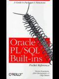Oracle PL/SQL Built-Ins Pocket Reference