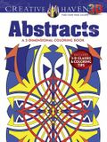 Abstracts: A 3-Dimensional Coloring Book