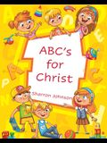 ABC's for Christ