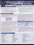 Medical Coding ICD-10-PCs: A Quickstudy Laminated Reference Guide