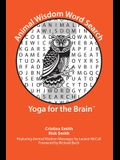 Animal Wisdom Word Search: Yoga for the Brain