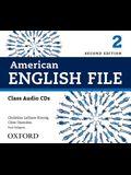 American English File 2e 2 Class Audio CDs: American English File 2e 2 Class Audio CDs