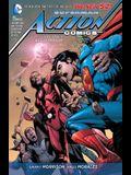 Superman: Action Comics Vol. 2: Bulletproof (The New 52)
