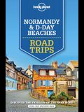 Lonely Planet Normandy & D-Day Beaches Road Trips 2