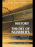History of the Theory of Numbers, Volume I: Divisibility and Primality