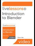 Introduction to Blender Livelessons Access Code Card