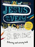 Jesus and the Very Big Surprise Activity Book: Packed with Puzzles and Activities
