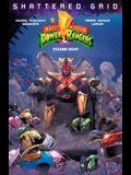 Mighty Morphin Power Rangers Vol. 8, 8