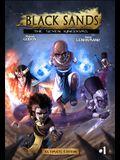 Black Sands, the Seven Kingdoms, Volume 1