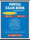 Postal Exam Book: For Test 473 and 473-C