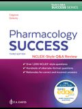 Pharmacology Success: Nclex?-Style Q&A Review