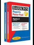Regents Algebra II Power Pack Revised Edition