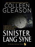 Sinister Lang Syne: A Short Holiday Novel