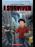I Survived the Attacks of September 11th, 2001 (I Survived Graphic Novel #4), Volume 4