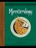 The Monsterology Handbook: A Practical Course in Monsters [With Sticker(s)]