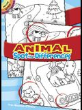 Animal Spot-The-Differences