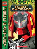 LEGO® Hero Factory: Secret Mission #4: Robot Rampage