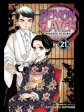 Demon Slayer: Kimetsu No Yaiba, Vol. 21, Volume 21