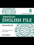 American English File 2e Class Audio CD: American English File 2e Class Audio CD