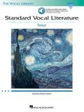 Standard Vocal Literature: Tenor [With 2 CDs]