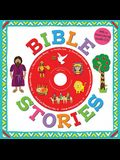 Bible Stories: With a Read-Along Audio CD [With CD (Audio)]