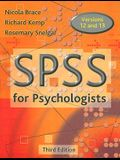 SPSS for Psychologists, Third Edition