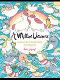 A Million Unicorns, Volume 6: Magical Creatures to Color