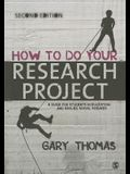 How to Do Your Research Project: A Guide for Students in Education and Applied Social Sciences