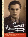 The Letters of Ernest Hemingway: Volume 2, 1923-1925