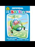 Super Deluxe Preschool Basics Workbook