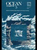 Ocean Yearbook, Volume 5, Volume 5