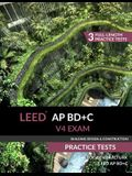 LEED AP BD+C V4 Exam Practice Tests (Building Design & Construction)
