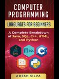 Computer Programming Languages for Beginners: A Complete Breakdown of Java, SQL, C++, HTML, and Python