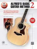 Alfred's Basic Guitar Method, Bk 2: The Most Popular Method for Learning How to Play, Book & Online Video/Audio/Software