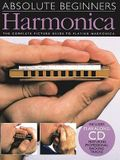 Harmonica: The Complete Picture Guide to Playing Harmonica [With CD]