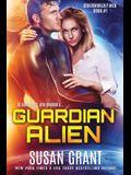 Guardian Alien: a sci-fi alien romance