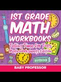 1st Grade Math Learning Games: Telling Time for Tots Math Worksheets Edition