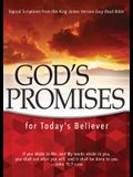God's Promises for Today's Believer: Topical Scriptures from the King James Version Easy Read Bible