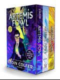 Artemis Fowl 3-Book Paperback Boxed Set