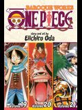 One Piece: Baroque Works, Volumes 19-21