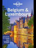 Lonely Planet Belgium & Luxembourg 7