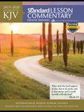 KJV Standard Lesson Commentary(r) Deluxe Edition 2019-2020