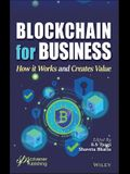 Blockchain for Business: How It Works and Creates Value